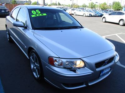 Used 2005 Volvo S60 R
