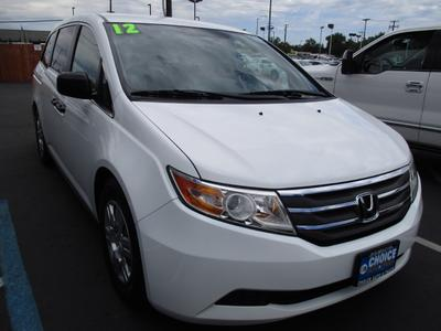 Used 2012 Honda Odyssey LX