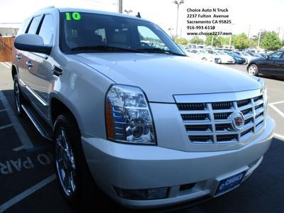 Used 2010 Cadillac Escalade Luxury