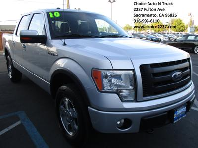 Used 2010 Ford F-150 FX4 SuperCrew