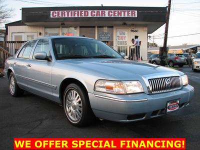 Used 2006 Mercury Grand Marquis LS