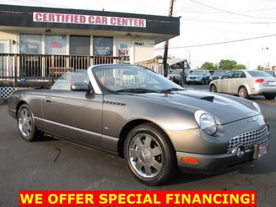 Used 2003 Ford Thunderbird
