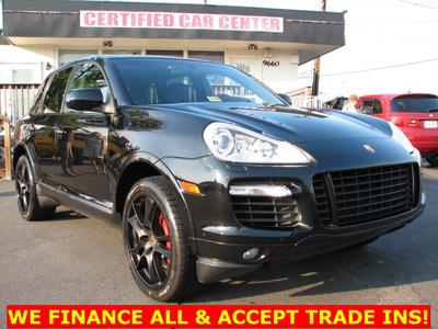 Used 2008 Porsche Cayenne Turbo