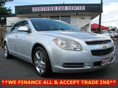 Used 2012 Chevrolet Malibu 2LT