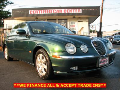 Used 2003 Jaguar S-Type 3.0