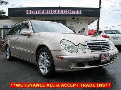 Used 2004 Mercedes-Benz