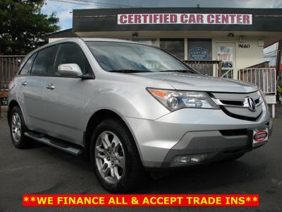 Used 2008 Acura MDX Technology