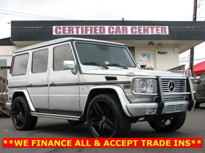 Used 2007 Mercedes-Benz G500