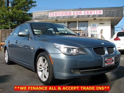 Used 2010 BMW 528 i xDrive
