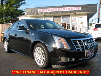 Used 2013 Cadillac CTS Luxury