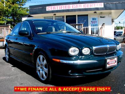 2005 Jaguar X-Type 3.0