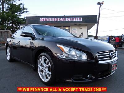 Used 2012 Nissan Maxima For Sale Near Me Cars