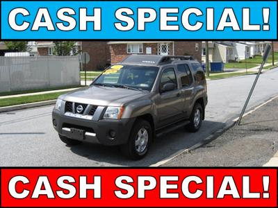 Used 2006 Nissan Xterra Off-Road