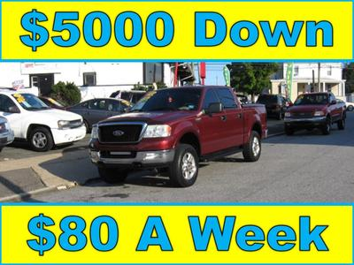 Used 2004 Ford F-150 Lariat SuperCrew