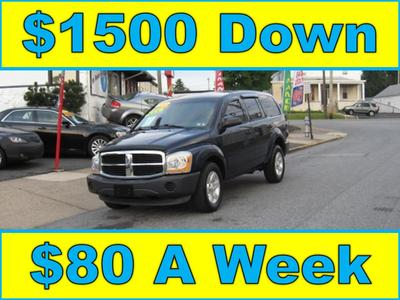 Used 2005 Dodge Durango