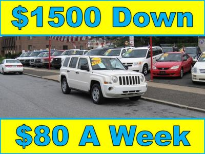 Used 2008 Jeep Patriot Sport
