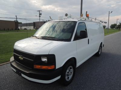 Used 2008 Chevrolet Express 1500 Cargo