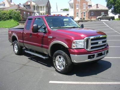 Used 2005 Ford F-250 Lariat SuperCab Super Duty