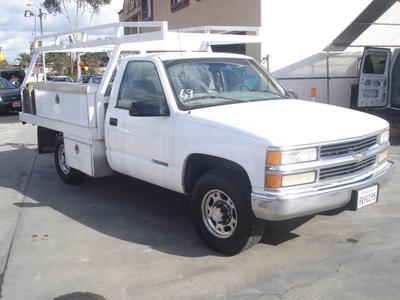 Used 2000 Chevrolet Silverado 3500