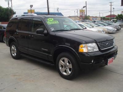 Used 2004 Ford Explorer Limited