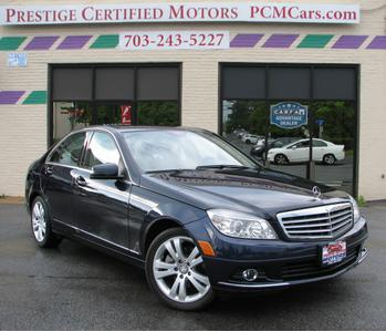 Used 2010 Mercedes-Benz C 300 4MATIC Luxury