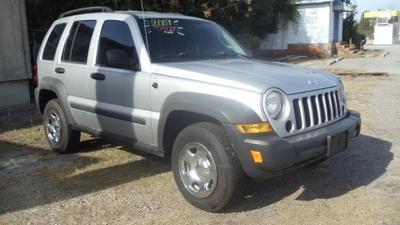 Used 2007 Jeep Liberty Sport