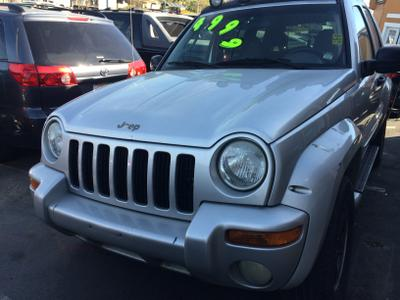Used 2003 Jeep Liberty