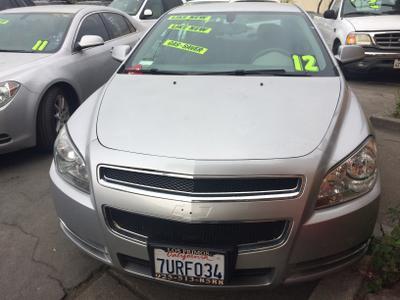 Used 2012 Chevrolet Malibu 1LT