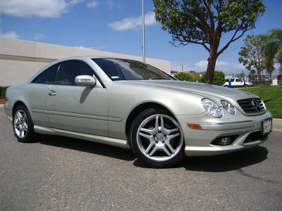 Used 2006 Mercedes-Benz CL500