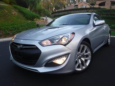 Used 2013 Hyundai Genesis Coupe 3.8 Track