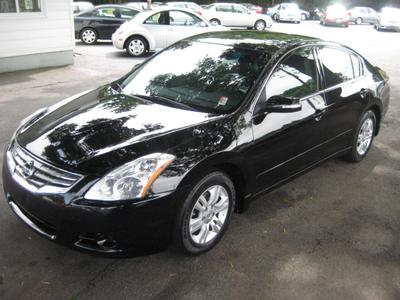 Used 2012 Nissan Altima 2.5 S