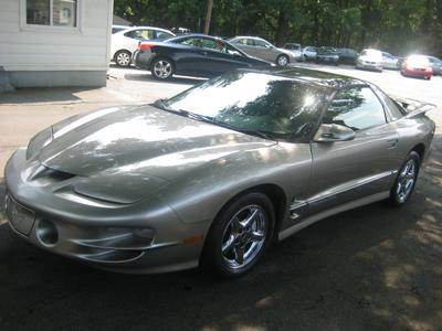 Used 2002 Pontiac Firebird Trans Am