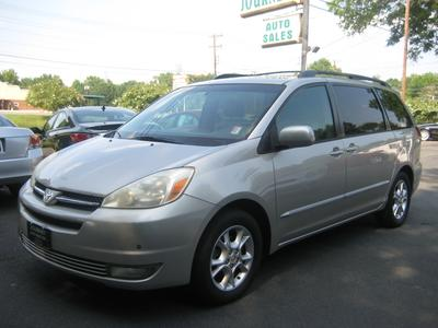 Used 2004 Toyota Sienna XLE Limited