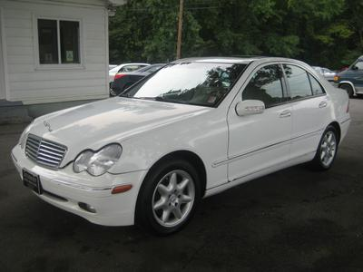 Used 2001 Mercedes-Benz C320