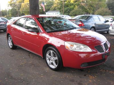 Used 2007 Pontiac G6 Base