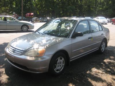 Used 2001 Honda Civic LX