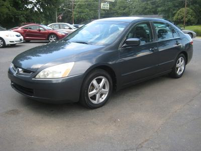 Used 2004 Honda Accord EX-L