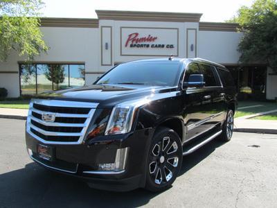 Used 2015 Cadillac Escalade ESV Luxury