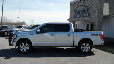 Used 2016 Ford F-150 Platinum