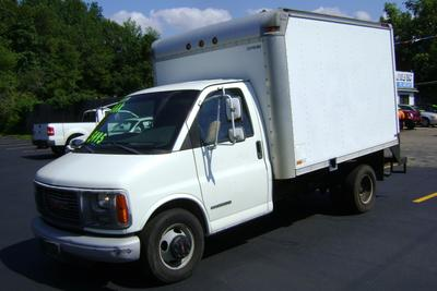 Used 2002 GMC Savana 3500