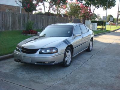 Used 2005 Chevrolet Impala SS