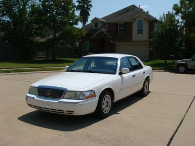 Used 2003 Mercury Grand Marquis GS