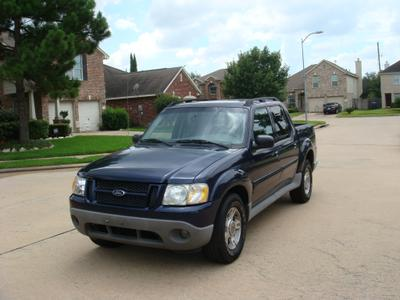 Used 2003 Ford Explorer Sport Trac