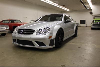 Used 2008 Mercedes-Benz CLK63 AMG Black Series