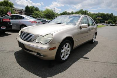 Used 2003 Mercedes-Benz  C240