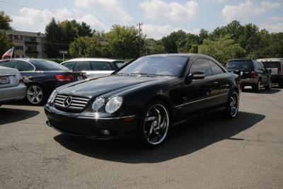 Used 2005 Mercedes-Benz  CL 600