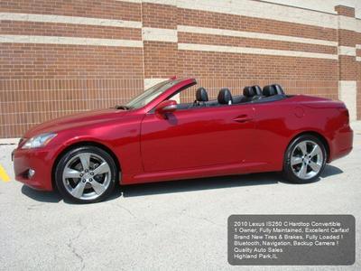 Used 2010 Lexus IS 250C
