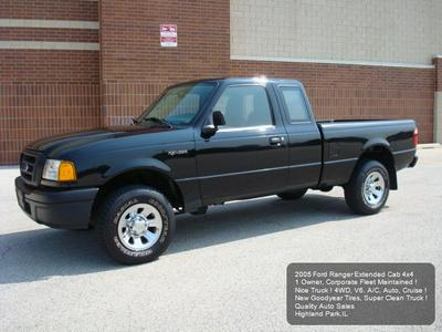 Used 2005 Ford Ranger XL SuperCab