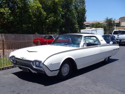 Used 1962 Ford Thunderbird
