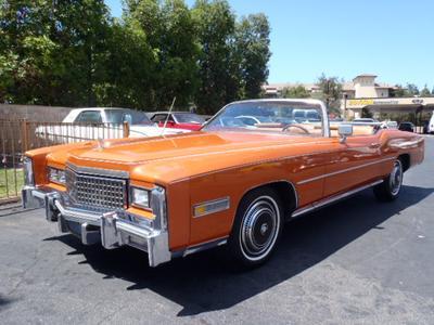 Used 1975 Cadillac Eldorado